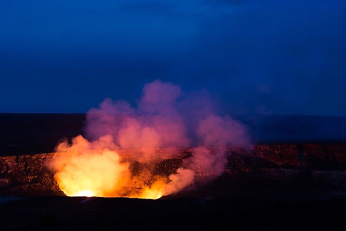 #2 Kīlauea, Big Island, Hawaii