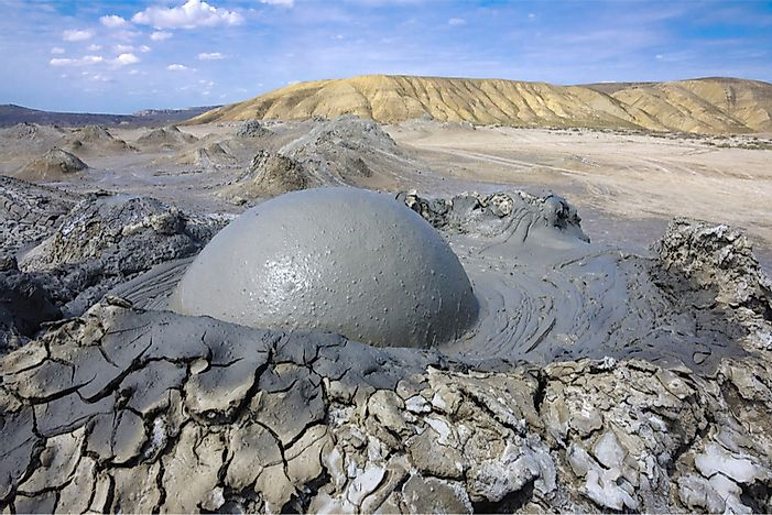 What Is a Mud Volcano?