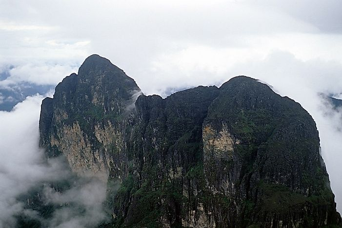 Highest Mountains In Brazil