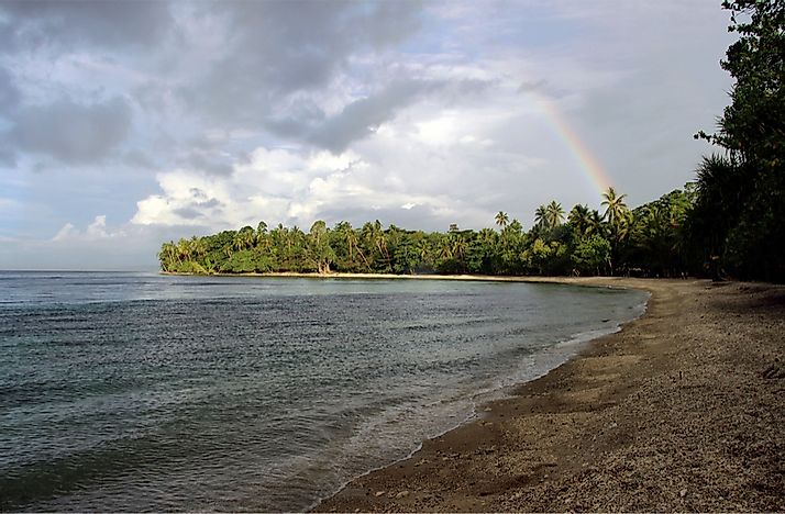 What Is the Capital of the Solomon Islands?