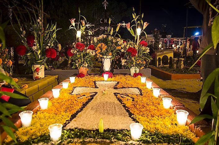 Day Of The Dead - Festivals Of Mexico