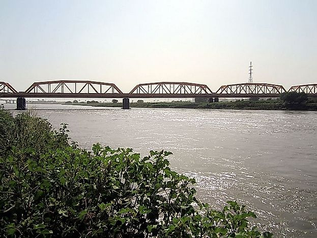 The Longest Rivers In Sudan