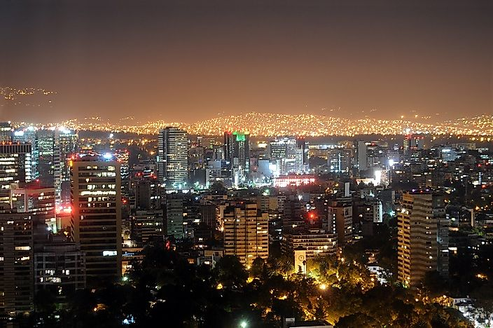 Biggest Cities In Latin America
