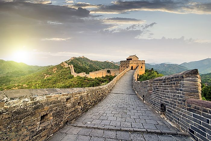 Why Was the Great Wall of China Built?