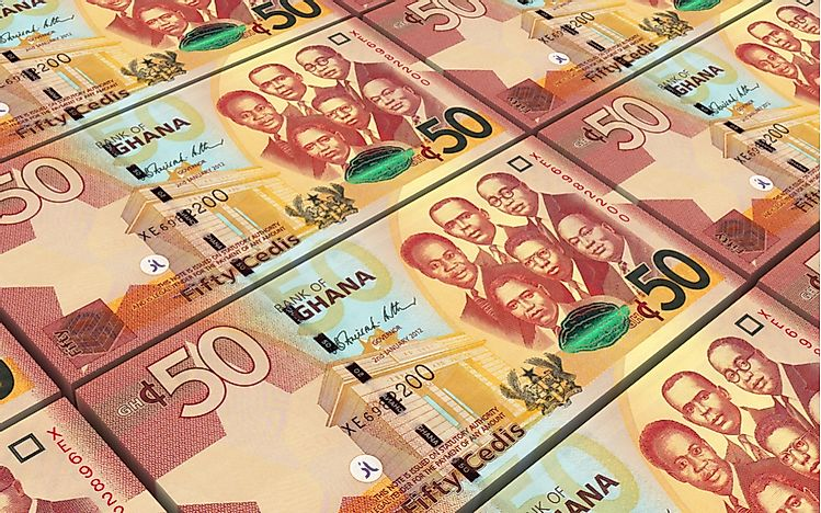 what is the currency of ghana worldatlas com