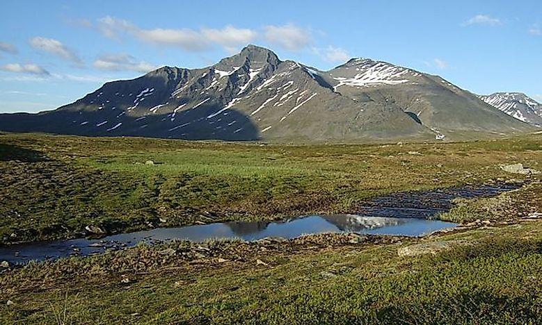 How Many National Parks Does Sweden Have Worldatlascom