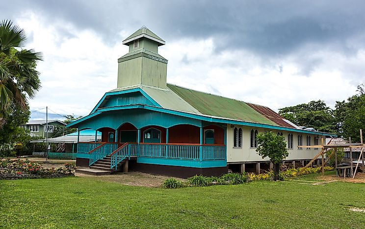 Religious Beliefs In The Solomon Islands