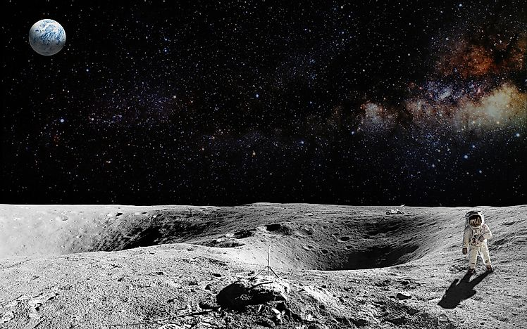 Which Countries Have Been On the Moon? - WorldAtlas com