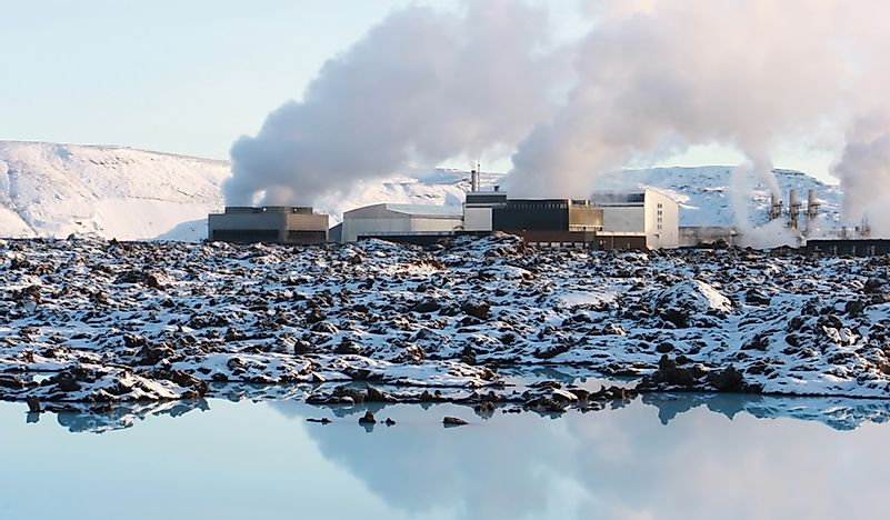 What Are The Major Natural Resources Of Iceland