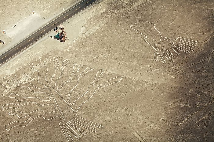 What Is Unique About The Nazca Lines In Peru?