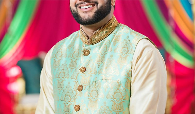 Traditional Pakistani Clothing - Pakistani Clothes
