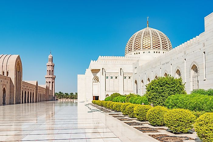 Largest Mosques In The World