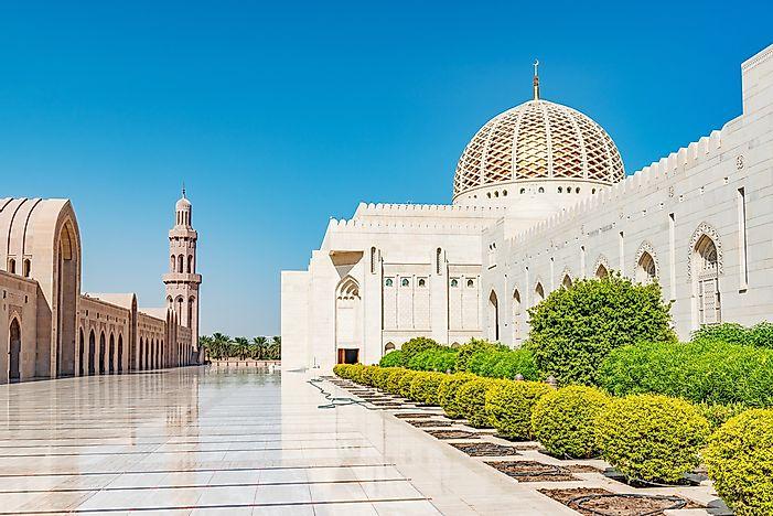 Religious Beliefs In Oman - WorldAtlas com