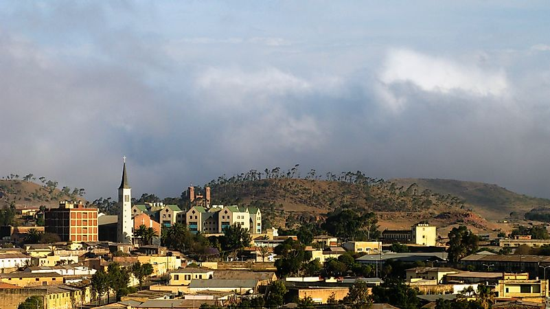 What Are The Biggest Industries In Eritrea?