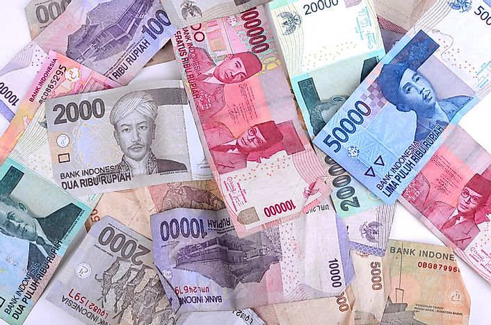 What is the Currency of Indonesia?