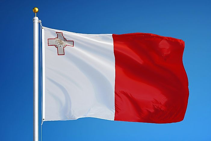 Image result for malta flag