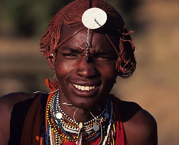 Who Are The Warrior Maasai People?
