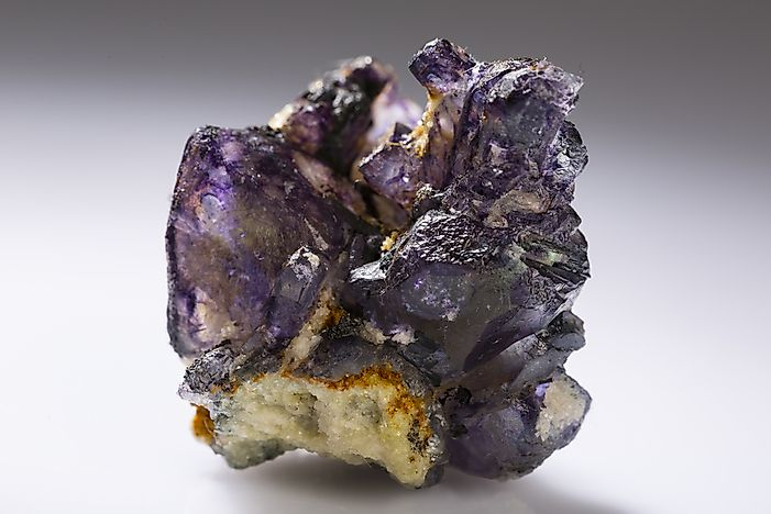 List of Countries by Fluorite Production
