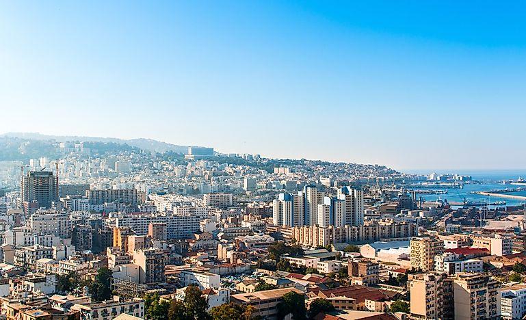 Image result for algeria city