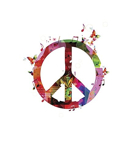 Peace Symbols From Around The World Worldatlas