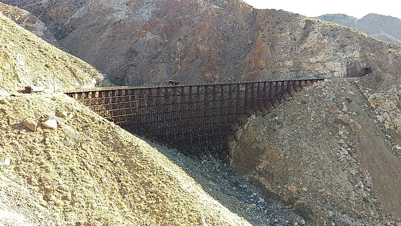 What Is Unique About The Goat Canyon Trestle?