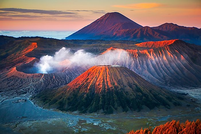 #1 Mount Bromo - the Most Famous of Indonesian Volcanoes