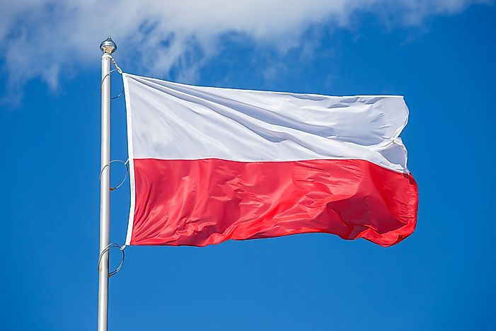 What Do The Colors And Symbols Of The Flag Of Poland Mean?