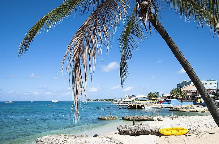 #1 Cayman Islands