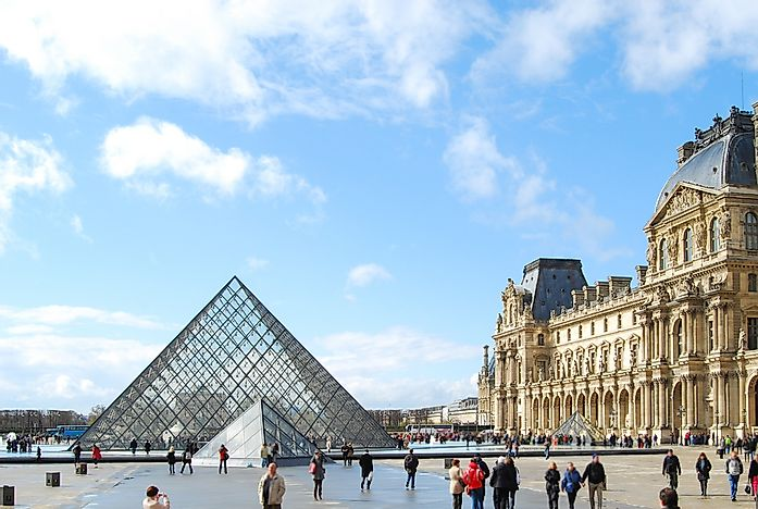 The Most Visited Museums In Europe