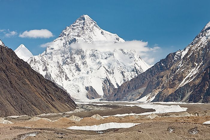 What Makes K2 One of the Most Dangerous Mountains in the World?