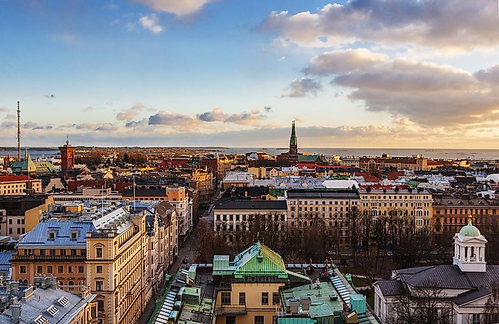 Biggest Cities In Finland