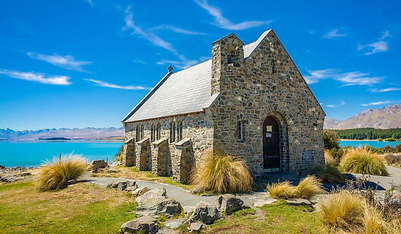 What Are The Religious Beliefs In New Zealand? - WorldAtlas com