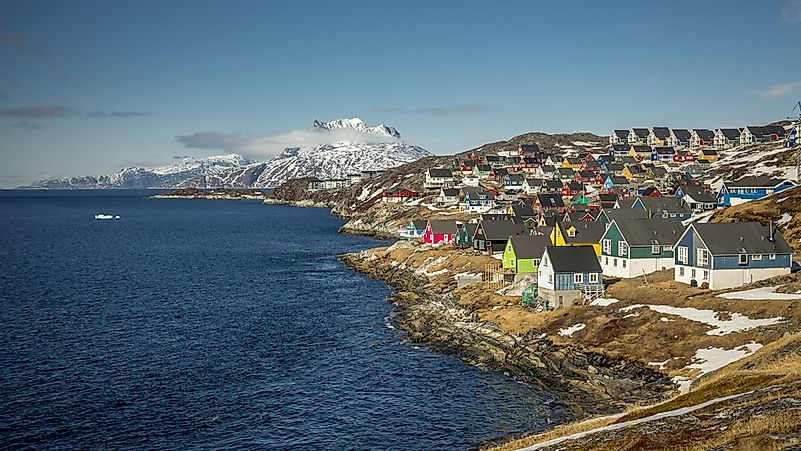 Does Anyone Live in Greenland?
