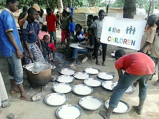 #4 Food Crisis