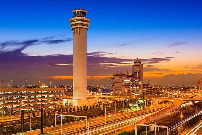 #4 Tokyo Haneda International Airport - 72.8 Million Passengers - The Busiest Airport in the World