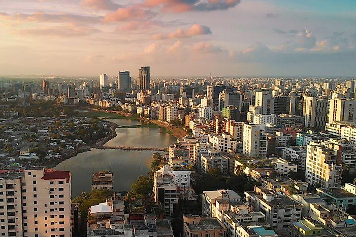 #5 Dhaka - 14.5