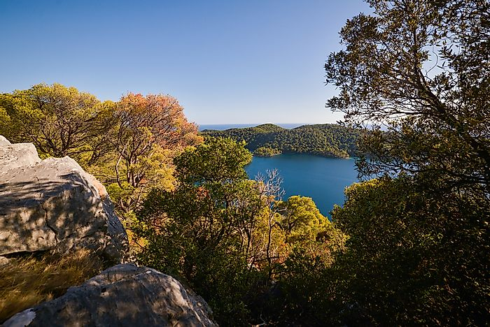 #5 Mljet National Park