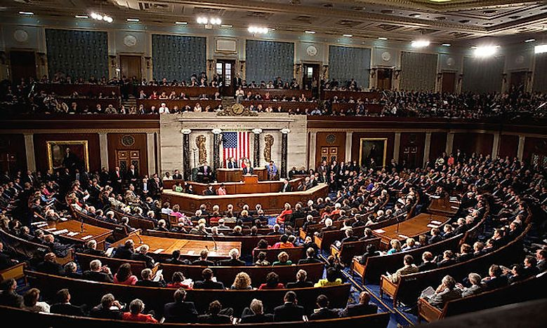 what is the purpose of the united states congress worldatlas com