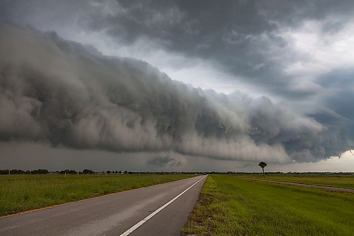 What are Derecho Storms?