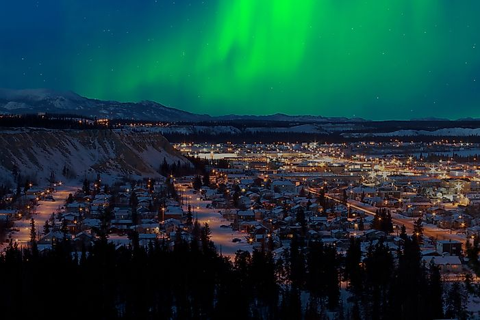 What Is the Capital of Yukon?
