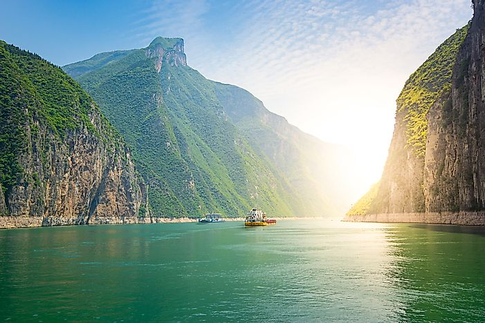 What Is The Source Of The Yangtze River?