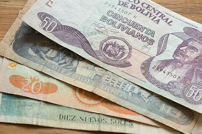 What is the Currency of Bolivia?
