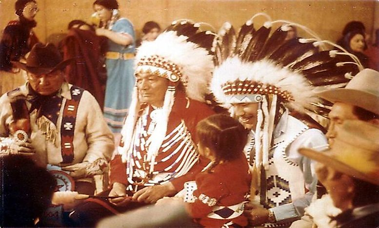 Who Are The Blackfeet Tribe?