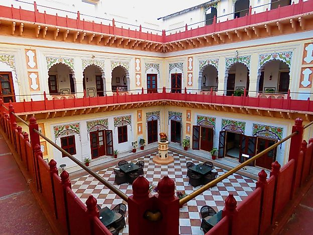 How India's Heritage Hotels Are Helping to Conserve History