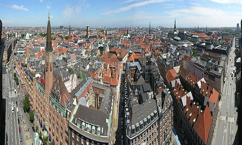 Biggest Cities In Denmark