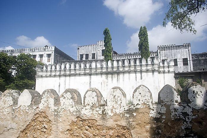 The Anglo Zanzibar War Worldatlas Com