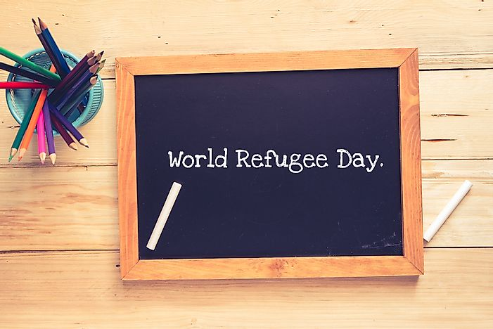 What and When is World Refugee Day?