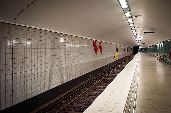 The Ghost Train of the Stockholm Metro