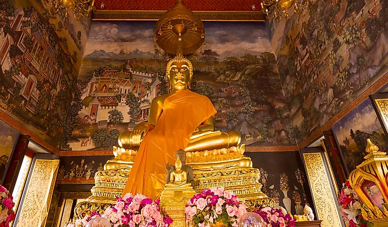 What Is A Vihara?