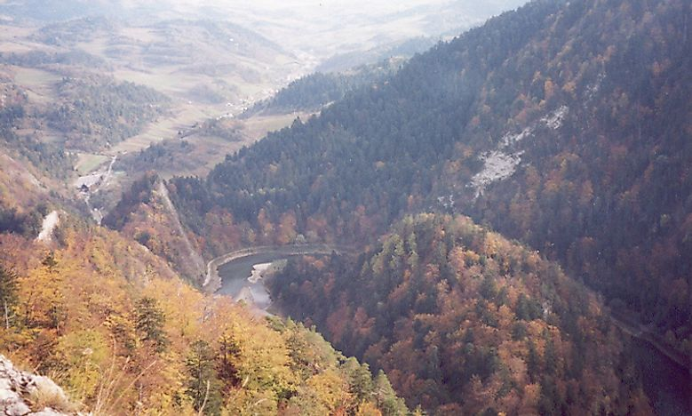 #9 Pieniny National Park -